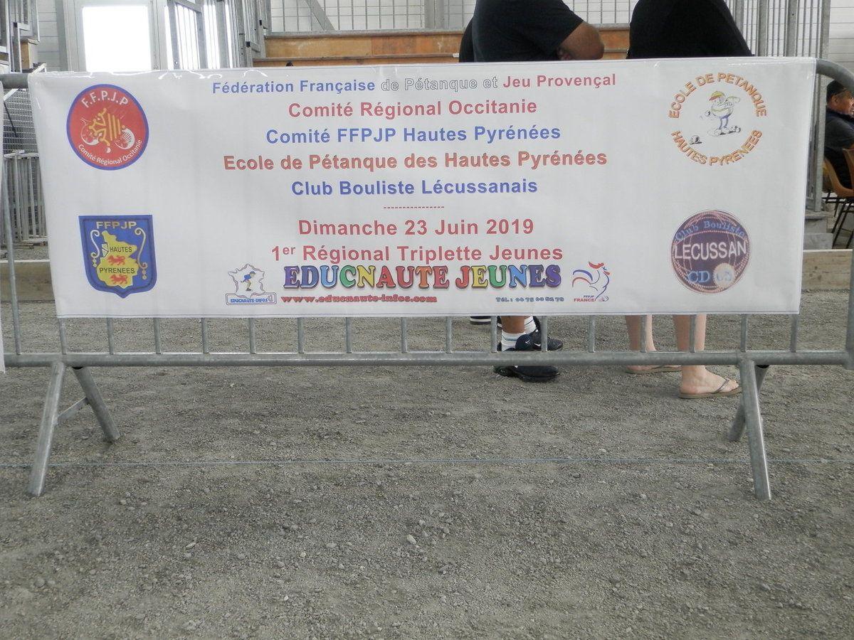 Une Ecole de Pétanque, un Club, et un Comité à prendre comme exemple ... Triple CHAPEAU !!!