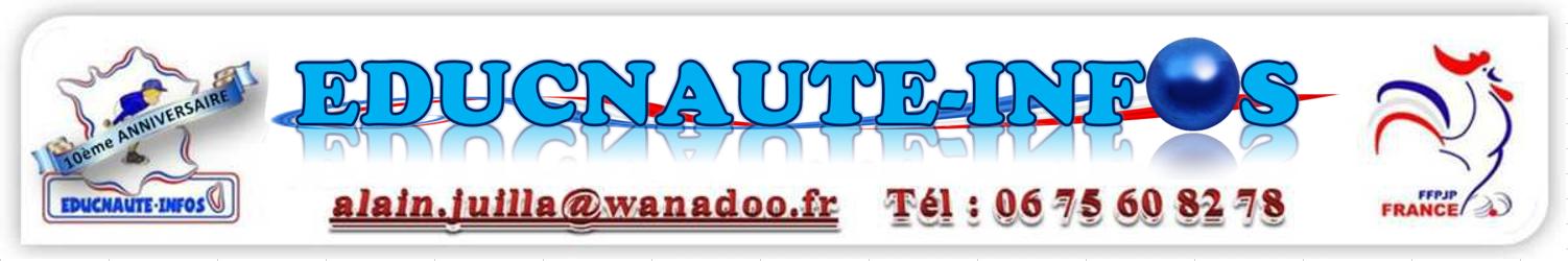 ASSOCIATION EDUCNAUTE-INFOS