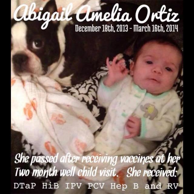 Le petit Bently décède 5 jours après avoir reçu 11 vaccins