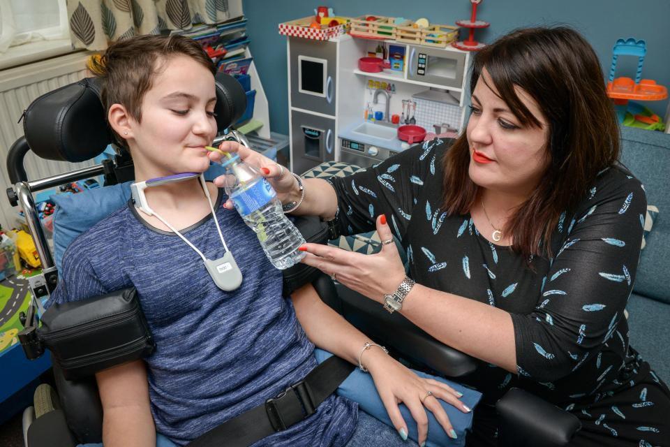 Une jeune-fille de 12 ans paralysée après avoir reçu le vaccin HPV