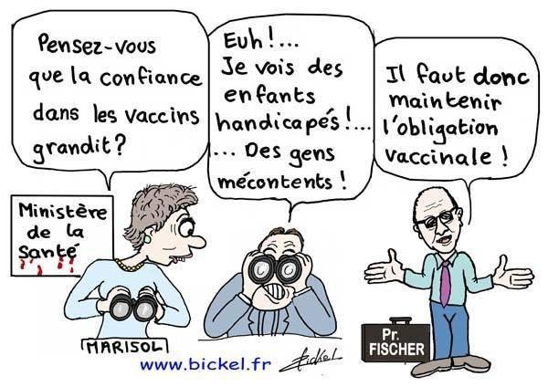 Obligation vaccinale: le délire validé en Italie et Buzyn en France qui a l'air de vouloir s'en inspirer....