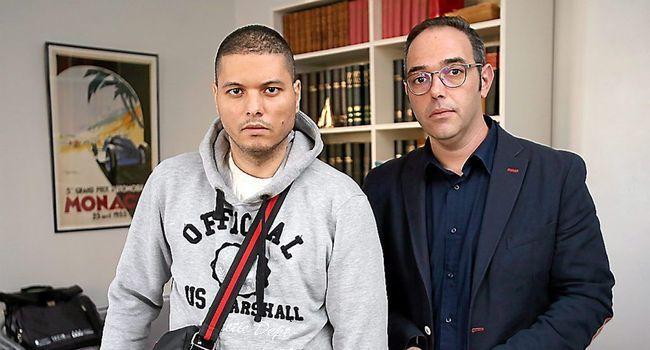 Onze ans de combat pour Karim Kedaimia et son avocat, Me Sylvain Rèche/ Photo Claude Boyer