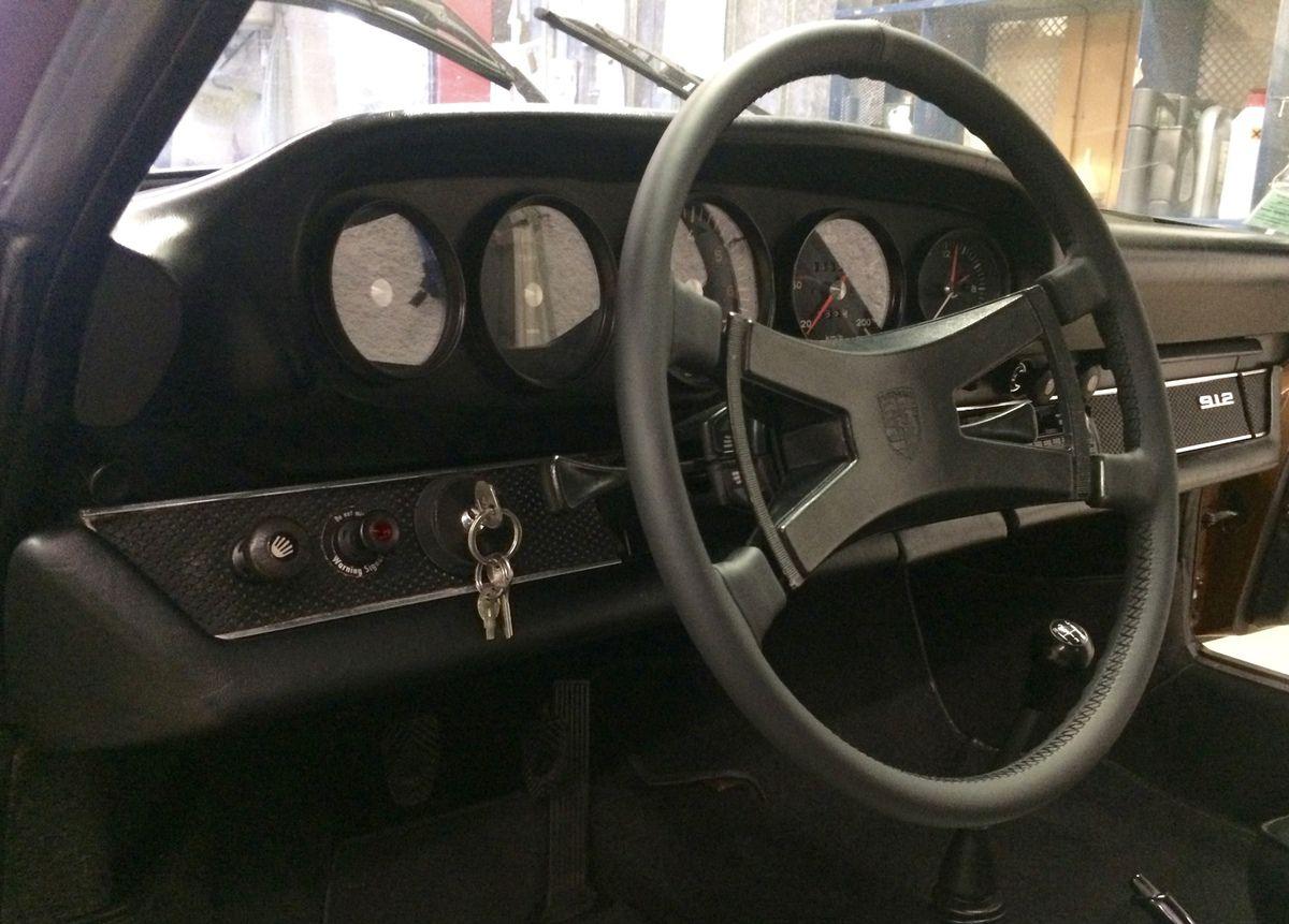 Porsche 912 Targa 1969