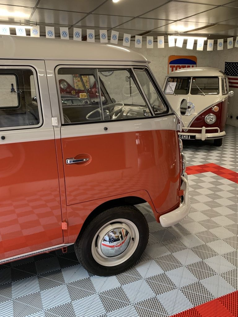 VW Combi Split micro-bus 1964