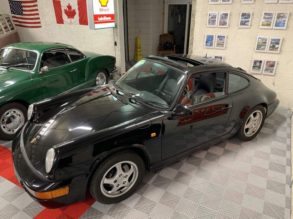 A Vendre : Porsche 964 Carrera 4
