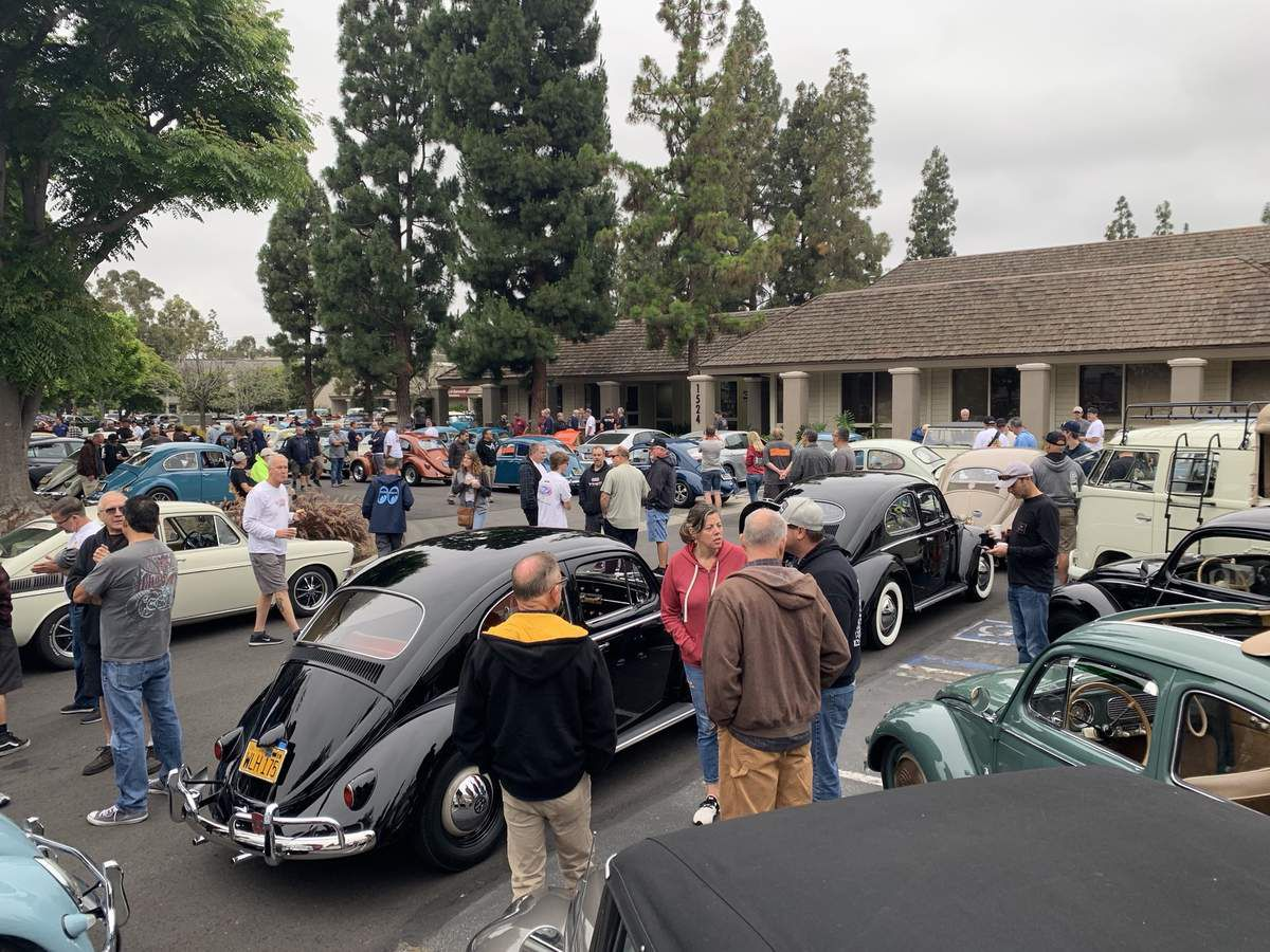 So Cal VW week 2019 / Part 6 / Hot VW magazine Cars and Coffee