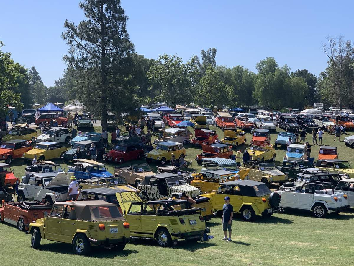 So Cal VW week 2019 / part 7 / El Prado