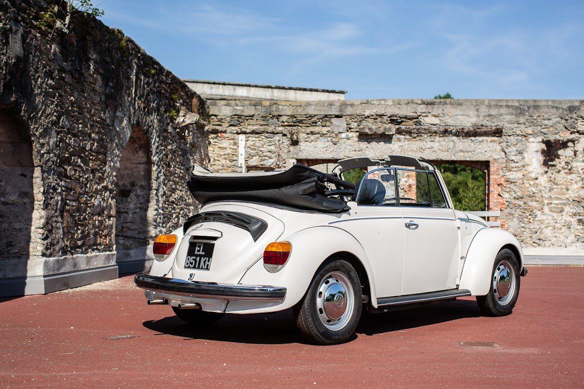 A Vendre : Cabriolet Cox 1303 LS