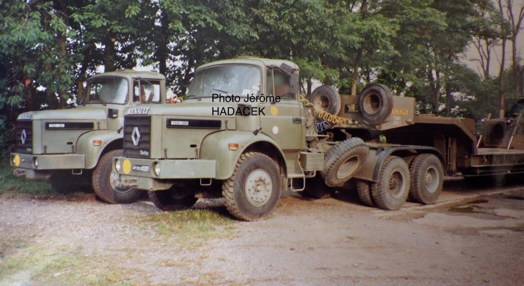 Renault TBH 280 avec remorque ACTM de l'armée de l' air (1992)
