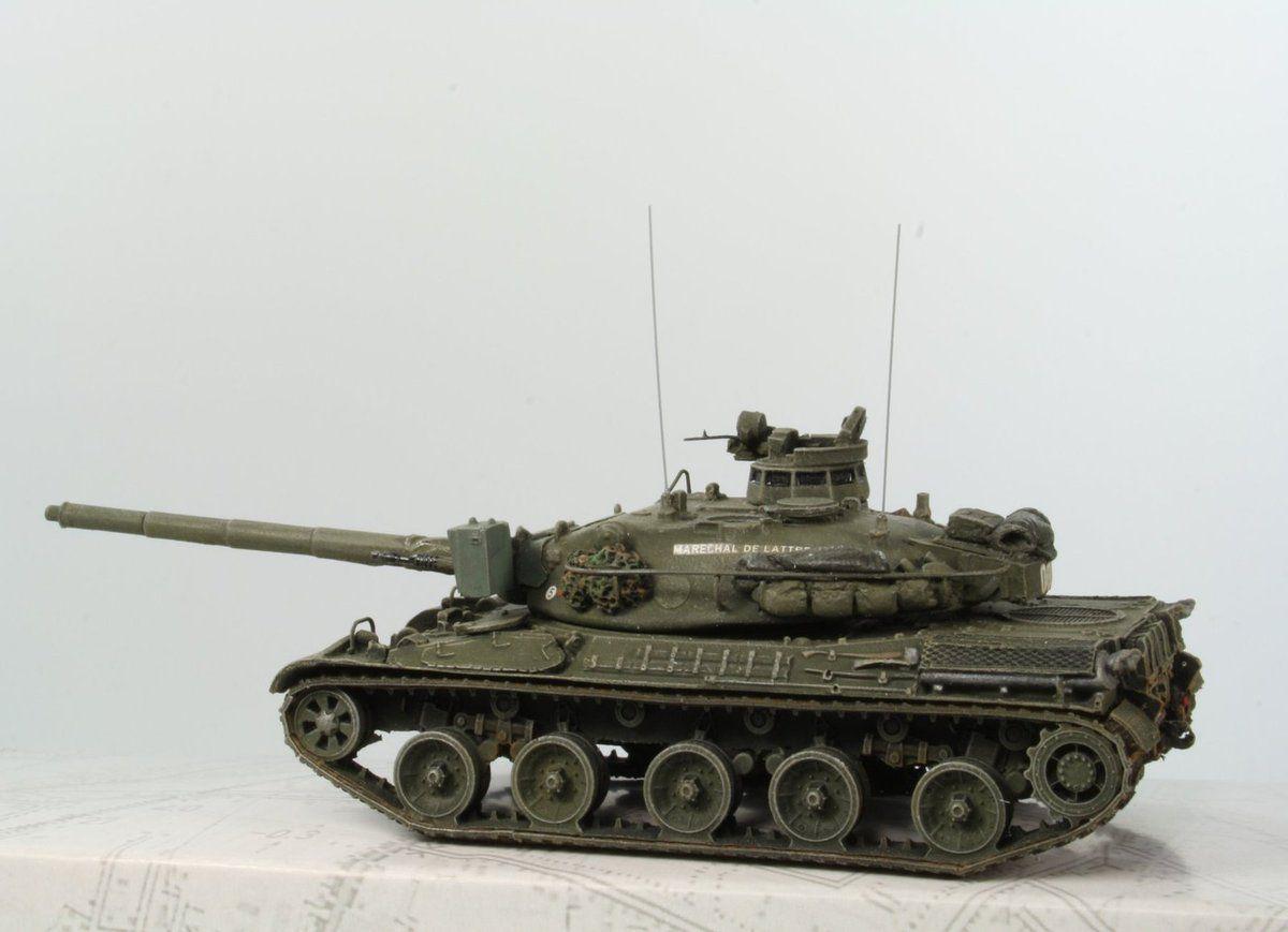 AMX-30 au 1:87 (REE Modèles)