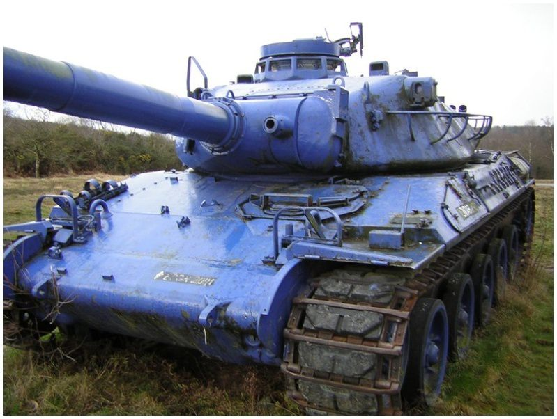 Véhicules et matériels : l'AMX-30 B2
