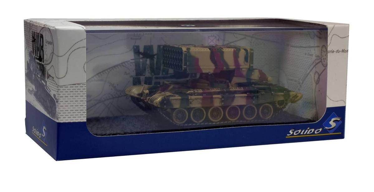 Miniatures Militaires Solido au 1/72 (complété)
