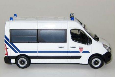 Renault Master III CRS au 1/43 (Eligor)