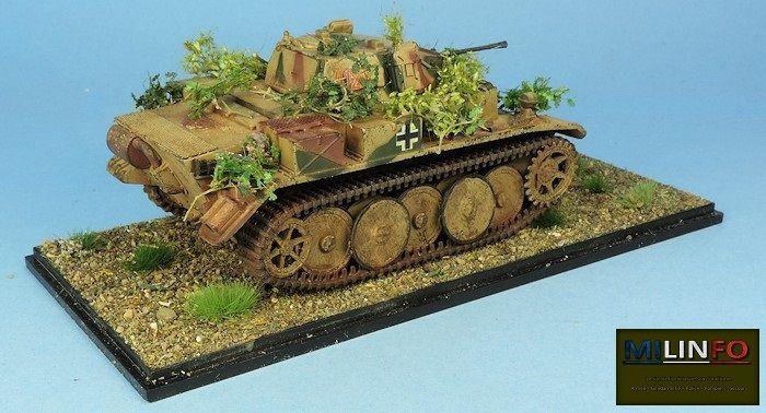 Char léger de reconnaissance Pz.Kpfw II Ausf.L Luchs / Lynx (Master Fighter et MSW)
