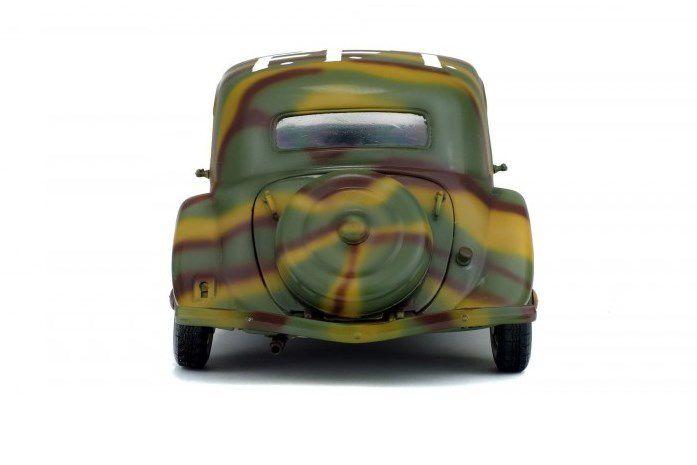 Le camouflage appliqué sur cette miniatures semble réaliste...
