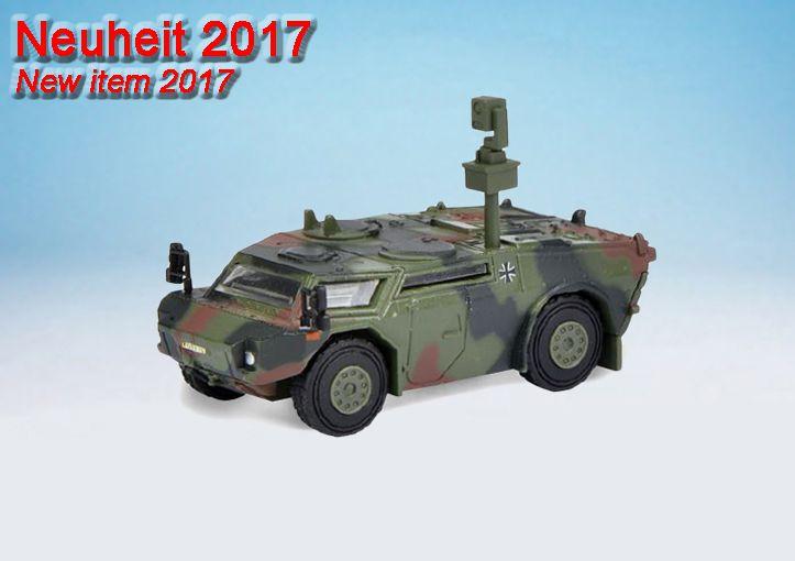 """Fennek  """"Bundeswehr"""" / Fennek  """"Bundeswehr / ISAF"""""""