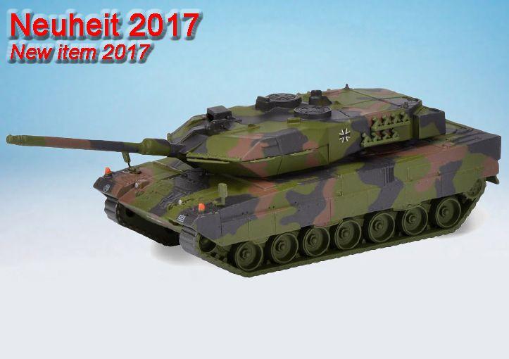 "Leopard 1A1  ""Bundeswehr"" / Leopard 2A6 ""Bundeswehr"