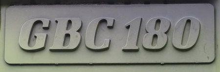 Véhicules&matériels : le GBC 180