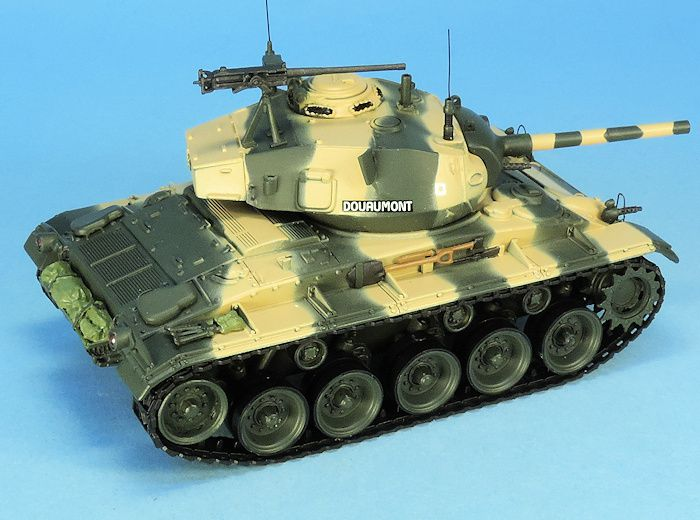 Char M24 Chaffee au 1/48 (Master Fighter)