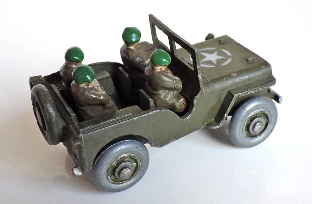 Collector : Jeep SEPT TOY - Gasquy (par Jérôme Hadacek) - Ajout de photos le 3 août 2018)
