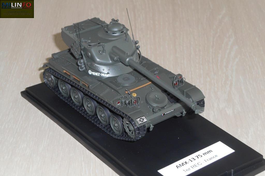 Cet AMX-13 est vraiment très réussi... A quand les autres versions du x-13 ?
