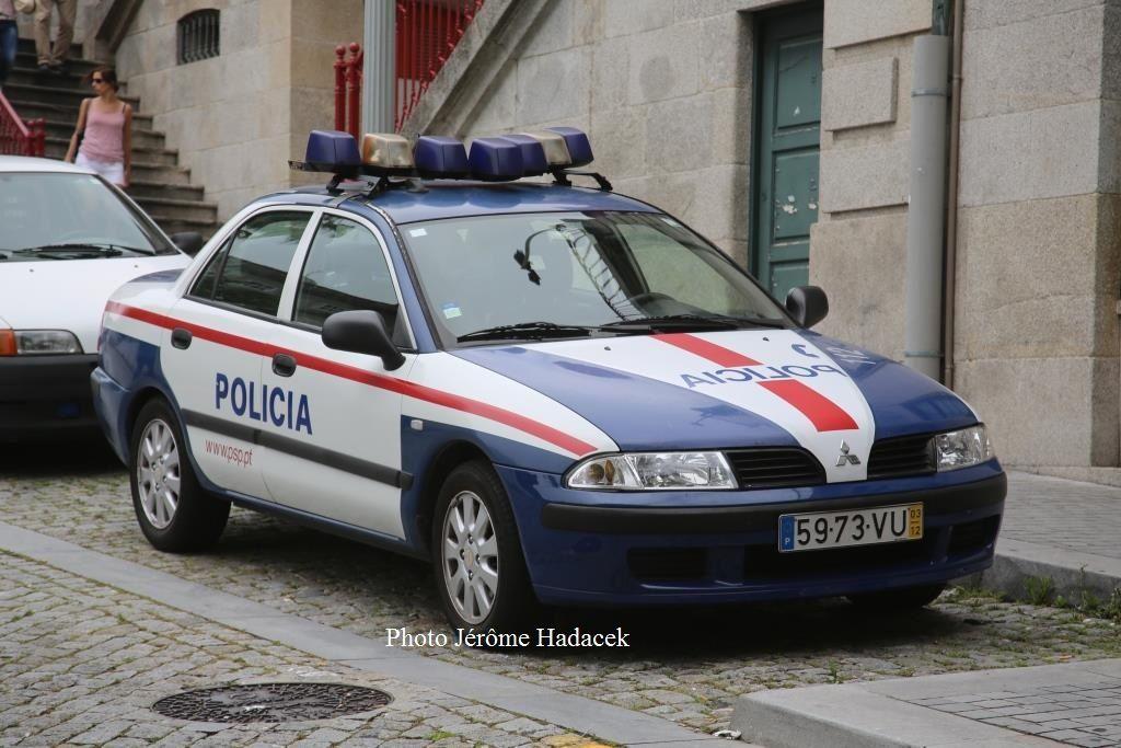 Véhicules&matériels : véhicules de Police du Portugal (par Jérôme Hadacek)