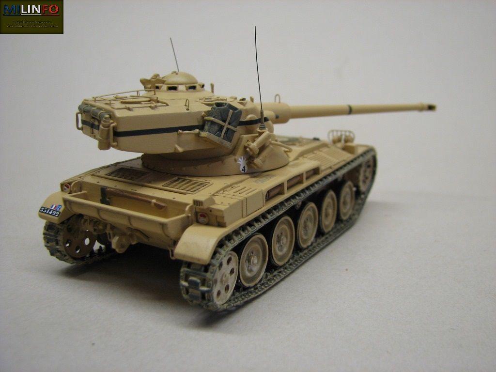 AMX-13 75 mm au 1/48 (Master Fighter)