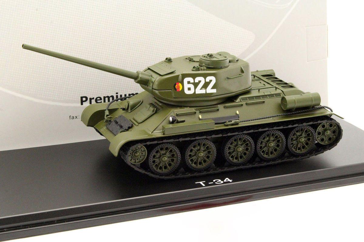 Char T-34 au 1:43 (Start Scale Models/SSM et Premium Classixx's) - Mise à jour 1er septembre 2018