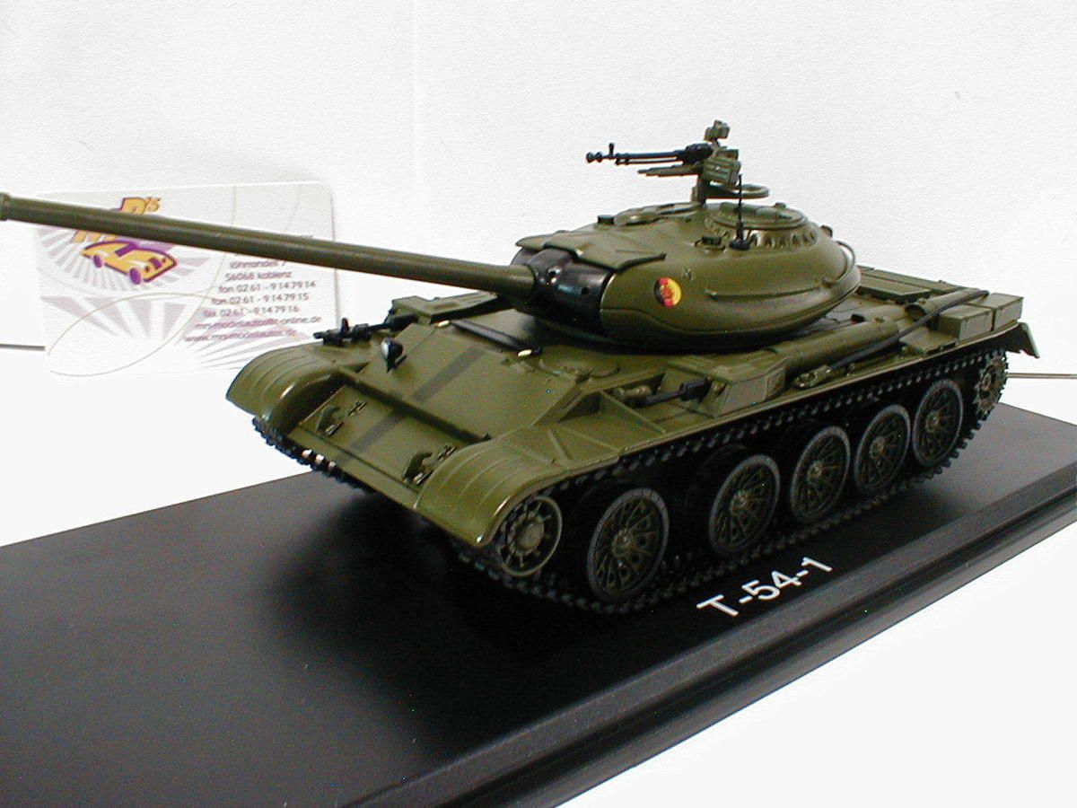 Char T-54-1 au 1/43 (Start Scale Models- Premium Classixxs)
