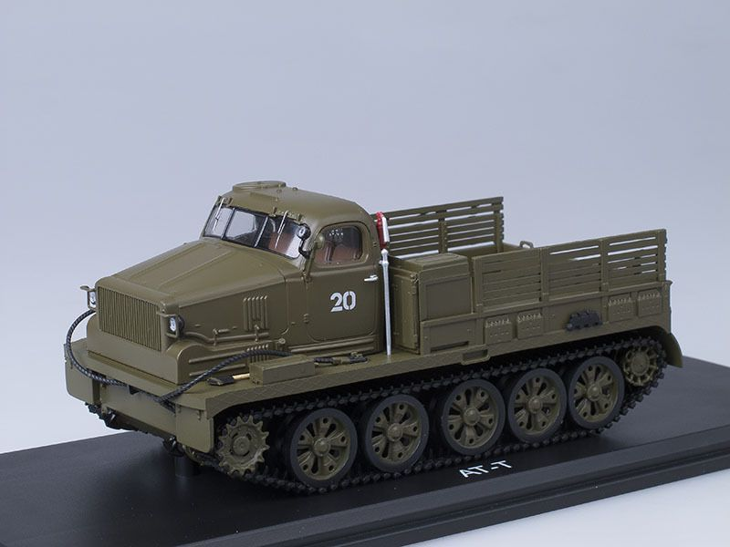 SSM3005 - Soviet all terrain vehicle AT-T