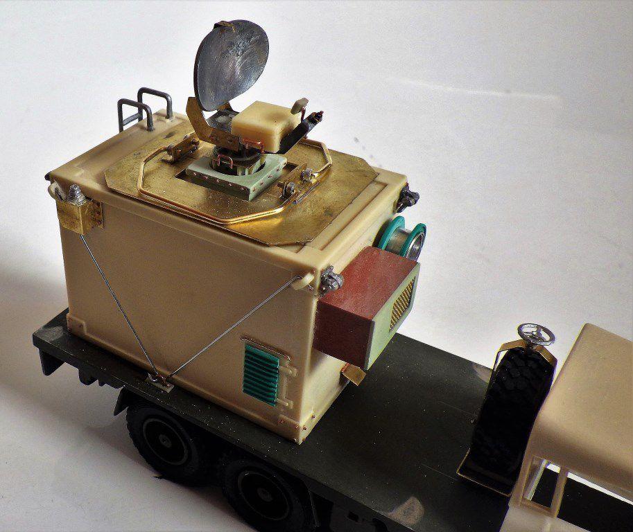 Archives Milinfo (15/12/17) : ACMAT TPK 6.35 radar RASIT au 1:50 (par J. Hadacek et Jean-Charles)