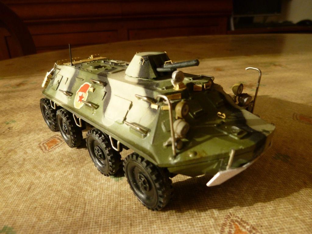 BTR 60 au 1/50 (par Hervé C.)