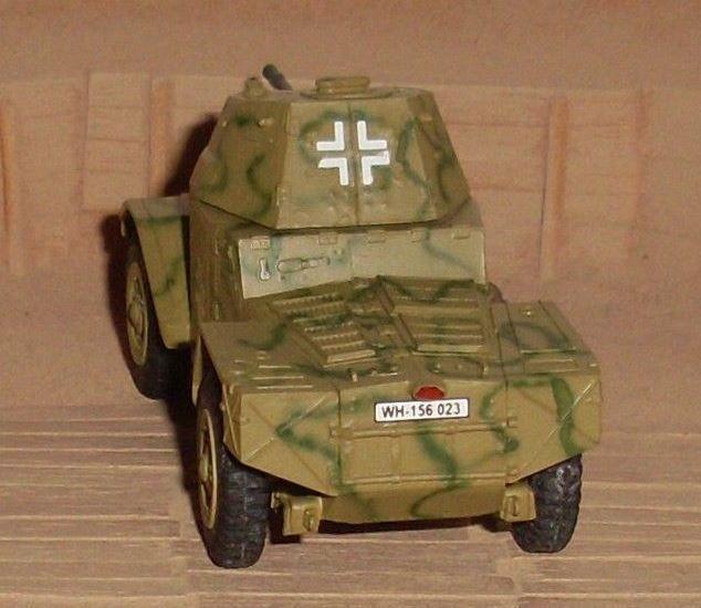 Collector : automitrailleuse Panhard AMD 178 au 1/48ème (Parade)