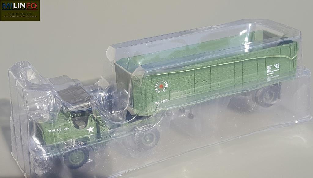 Tracteur Marmon M 426 au 1/43 (Direkt-Collections et Altaya)