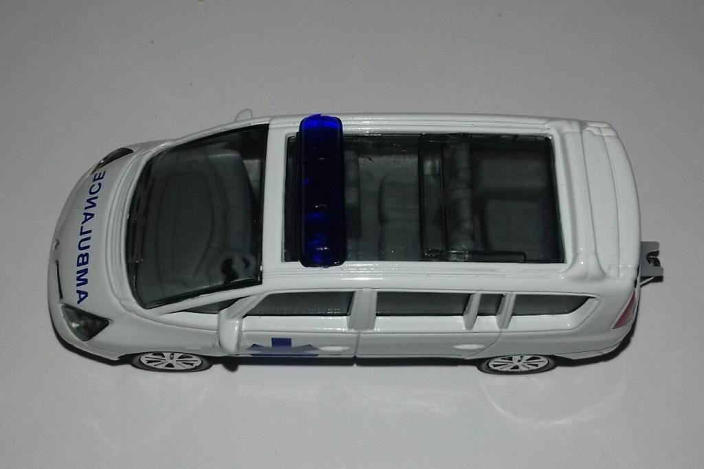Renault Espace ambulance