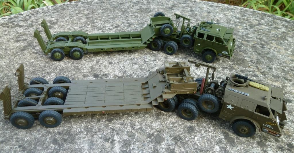 Porte char M25  : ASAM contre Master Fighter (par Hervé C.)
