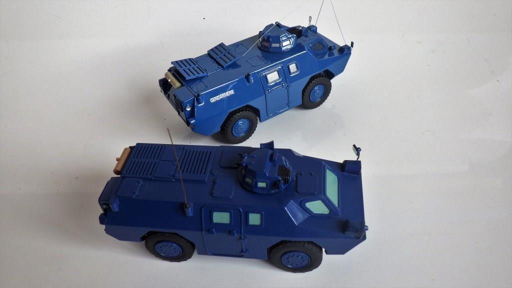 Gendarmerie : VBRG PERFEX / VBRG Maquettes MARTIN (par Jérôme Hadacek)