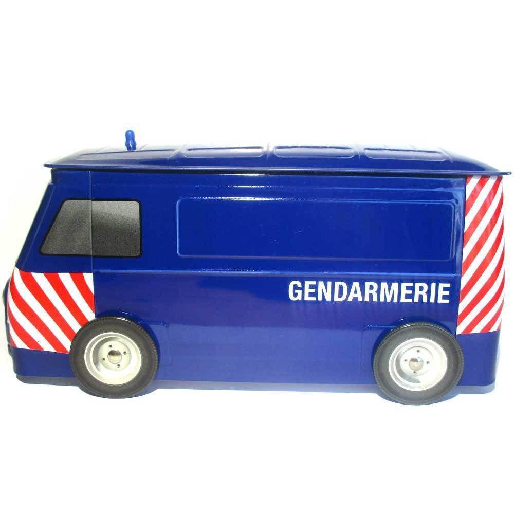 Citroën H et Renault Estafette Gendarmerie... en tôle ! (mise à jour : 25 septembre 2018)