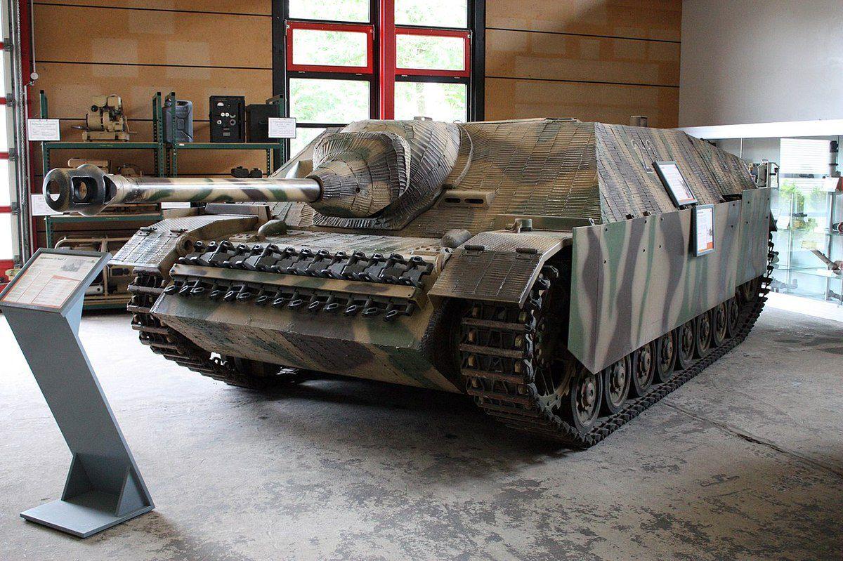 Jagdpanzer IV au 1:43 (Altaya:Ixo) par Frédéric C.