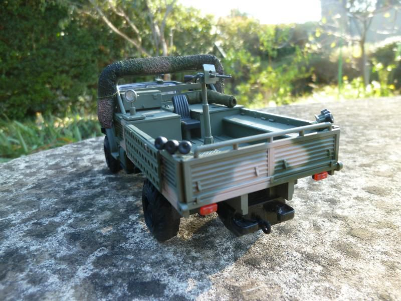 URAL 43206 au 1/43 de la marque TO Models (photos Hervé C.)
