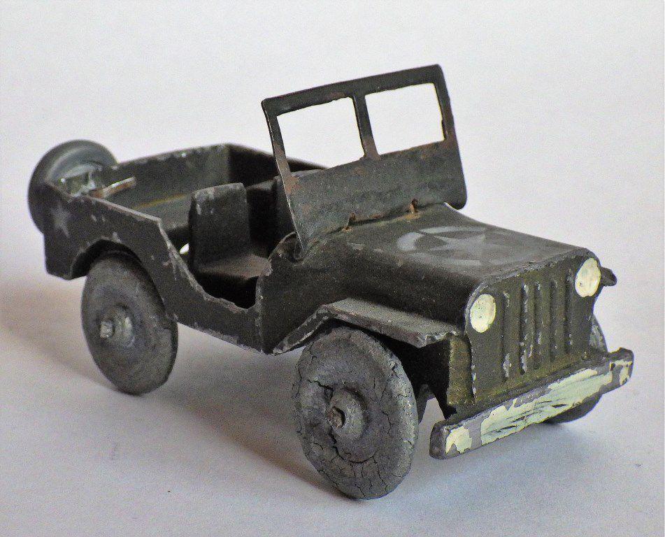 Collectors : hommage... aux jeep inconnues (par Jérôme Hadacek) - Mise à jour 08/01/18