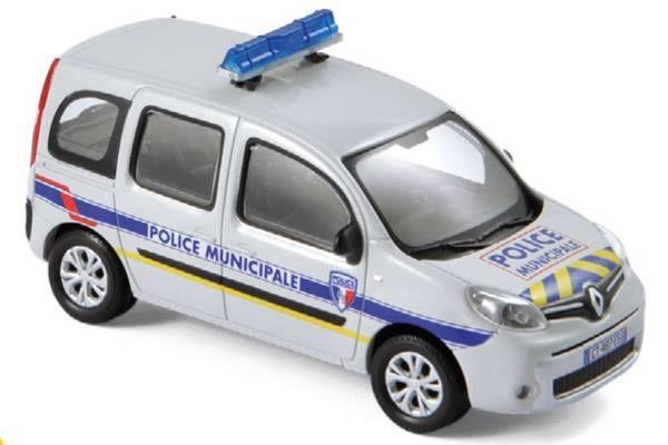 Renault Kangoo Police municipale (nouveautés 2018)