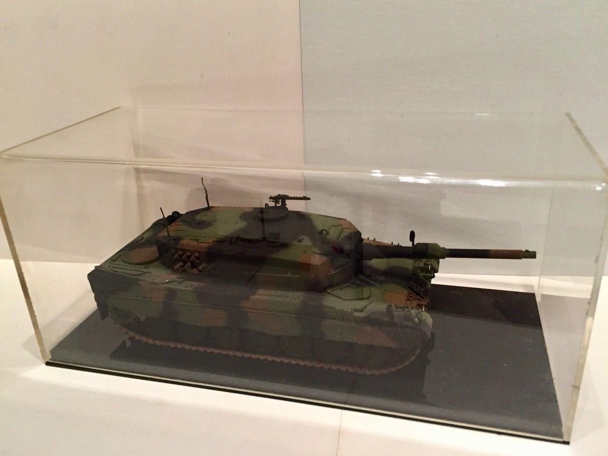 Char Leopard 2 au 1:35 (par Jérôme Hadacek)