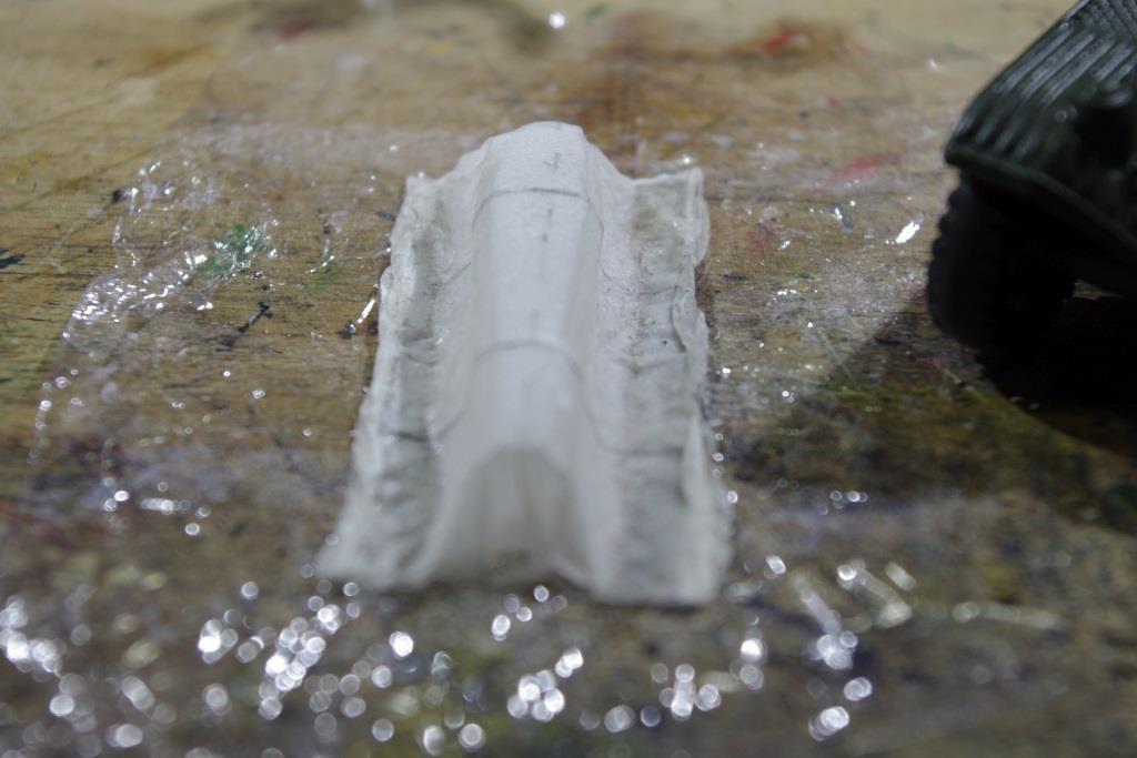 Technique&conseils : réalisation d'une bâche en mouchoir en papier
