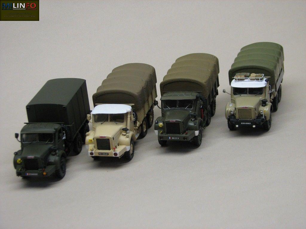 Les Berliet GBC 8 MK de Robert B.