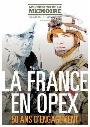 Numéro HS Les chemins de la mémoire : La France en IOPEX, 50 ans d'engagement...