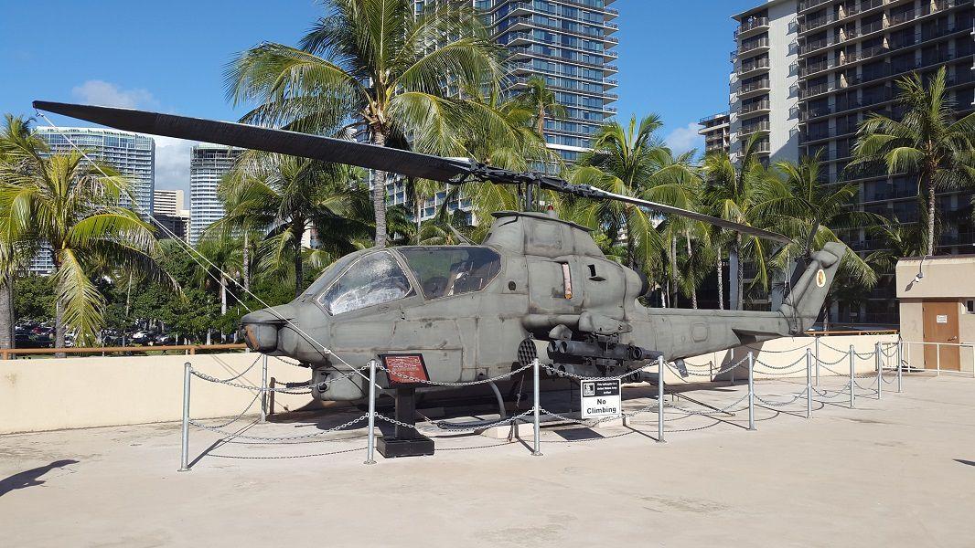 Musée de l'armée à Honolulu (Hawaii) par Jean-Paul V.