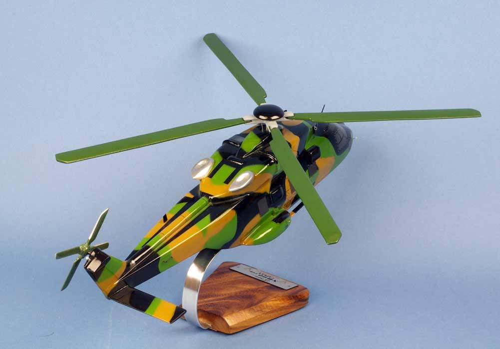 Eurocopter NH-90 au 1/45 (Pilot's Station)