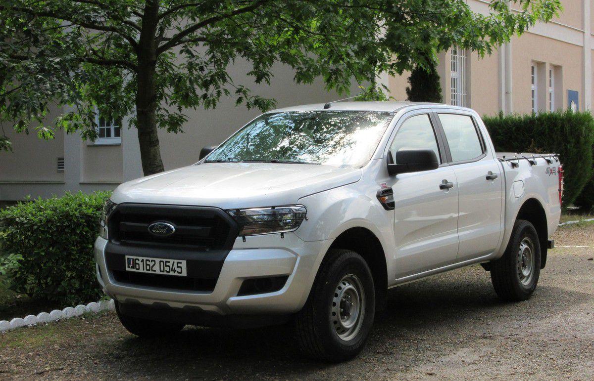 Véhicules et matériels : le Ford Ranger (VSPO)