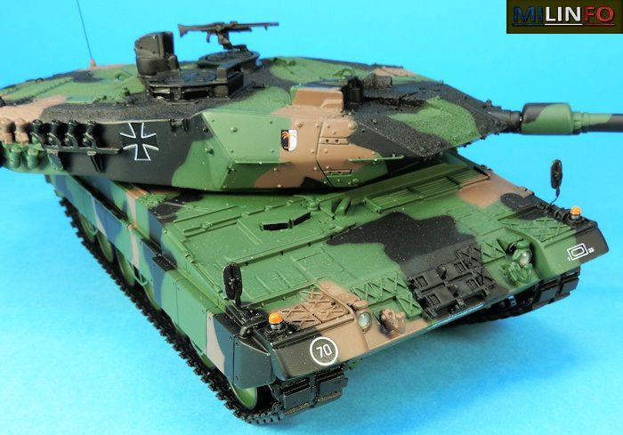 Char Leopard 2 A6 au 1:48 (Master Fighter)